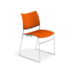 Curvy 3287/00 | Visitors chairs / Side chairs | Casala
