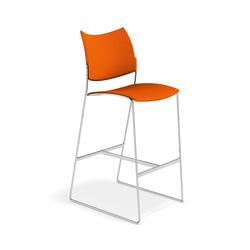 Curvy Barstool 2288/07 | Bar stools | Casala