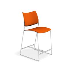 Curvy Barstool 3287/06 | Bar stools | Casala