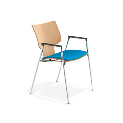 Lynx I 2571/10 | Multipurpose chairs | Casala