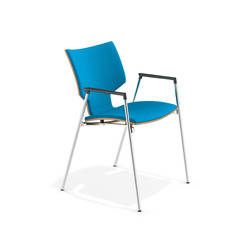 Lynx I 2572/10 | Visitors chairs / Side chairs | Casala