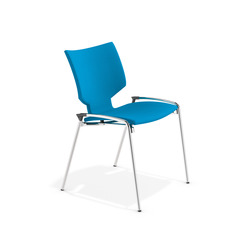 Lynx I 2573/00 | Visitors chairs / Side chairs | Casala