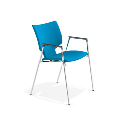 Lynx I 2573/10 | Visitors chairs / Side chairs | Casala