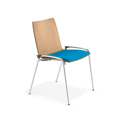 Lynx II 2591/00 | Multipurpose chairs | Casala