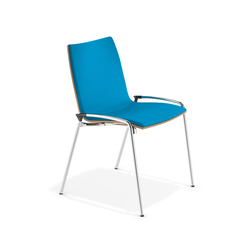 Lynx II 2592/00 | Visitors chairs / Side chairs | Casala