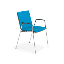 Lynx II 2592/10 | Visitors chairs / Side chairs | Casala