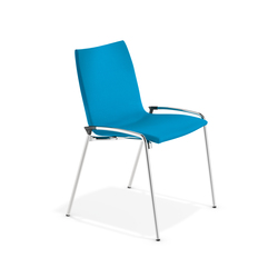 Lynx II 2593/00 | Visitors chairs / Side chairs | Casala
