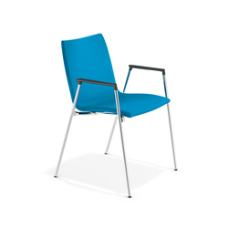 Lynx II 2593/10 | Visitors chairs / Side chairs | Casala