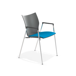 Lynx III 2581/10 | Visitors chairs / Side chairs | Casala