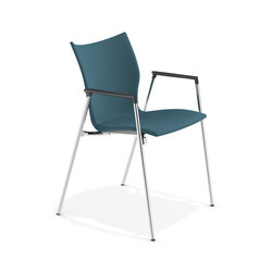 Lynx III 2583/10 | Visitors chairs / Side chairs | Casala