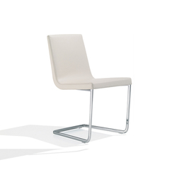 Lineal Comfort SI 0567 | Visitors chairs / Side chairs | Andreu World