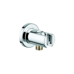 Relexa Shower outlet elbow, 1/2"