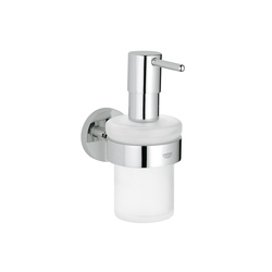 Essentials Soap dispenser | Distributori sapone | GROHE