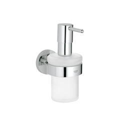 Essentials Soap dispenser | Dosificadores de jabón | GROHE