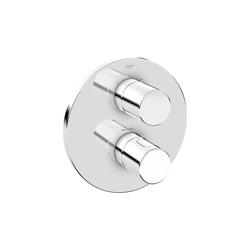 Grohtherm 3000 Cosmopolitan Thermostat bath mixer | Bath taps | GROHE