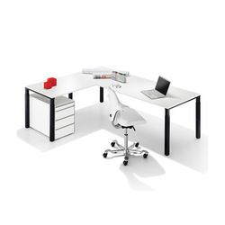 Winea Pro | Height-adjustable desks | WINI Büromöbel