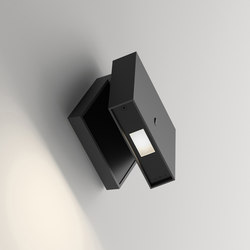 Alpha 7940 Lámpara de pared | Wall-mounted spotlights | Vibia