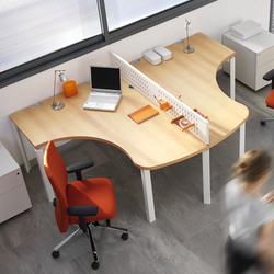 Epure | Desking systems | Haworth