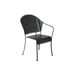 Rendez Vous Armchair | Garden armchairs | FERMOB