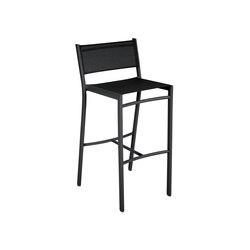 Costa hoher Stuhl   Garten-Barhocker   FERMOB