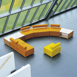 SE04 | Modular seating elements | Haworth