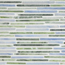 Katami Stone Mustique | Mosaïques en pierre naturelle | Complete Tile Collection
