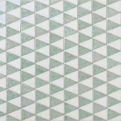 Mosaic Masterworks Diamont Pattern | Naturstein Mosaike | Complete Tile Collection