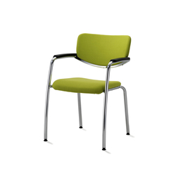 Zody | Visitors chairs / Side chairs | Haworth