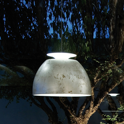 Bossa Silver pendant light | Iluminación general | Lumini