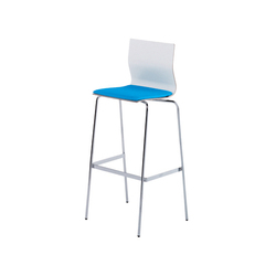 Adam bar stool | Sgabelli bar | Materia