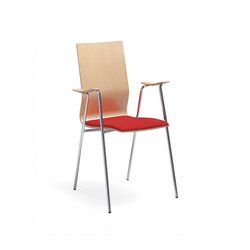 Adam Armlehnstuhl | Visitors chairs / Side chairs | Materia