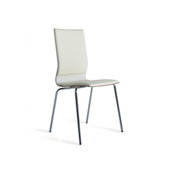 Adam chair | Visitors chairs / Side chairs | Materia