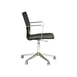 Four Cast XL | Visitors chairs / Side chairs | Four Design