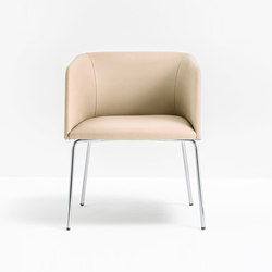 Allure 738 | Visitors chairs / Side chairs | PEDRALI