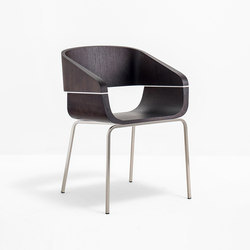 Apple 760 | Visitors chairs / Side chairs | PEDRALI
