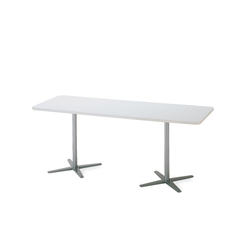 Centrum table | Cafeteriatische | Materia