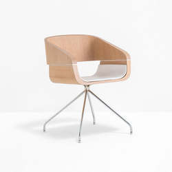 Apple 762 | Restaurant chairs | PEDRALI