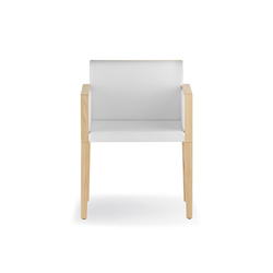 Box 742 | Visitors chairs / Side chairs | PEDRALI
