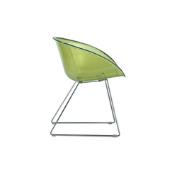 Gliss 921 | Restaurant chairs | PEDRALI