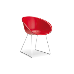Gliss 930 | Visitors chairs / Side chairs | PEDRALI