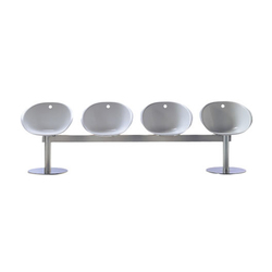 Gliss 943/944 | Beam / traverse seating | PEDRALI