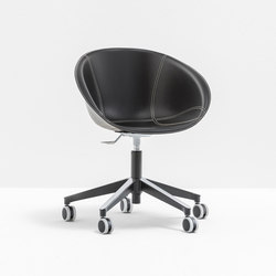 Gliss 966/F | Task chairs | PEDRALI