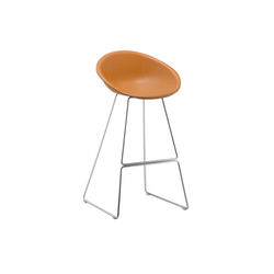 Gliss 936 | Bar stools | PEDRALI