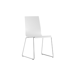 Kuadra 1158 | Multipurpose chairs | PEDRALI