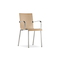 Kuadra 1325 | Multipurpose chairs | PEDRALI