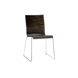 Kuadra 1328 | Multipurpose chairs | PEDRALI