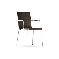 Kuadra 1335 | Multipurpose chairs | PEDRALI