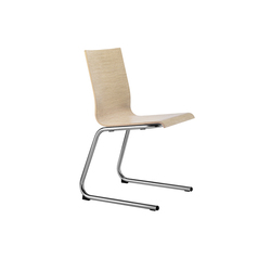 Kuadra 1395 | Multipurpose chairs | PEDRALI