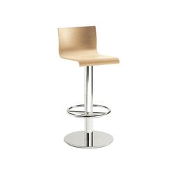 Kuadra 4417KU | Bar stools | PEDRALI