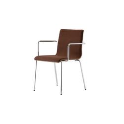 Kuadra 1055H | Restaurant chairs | PEDRALI